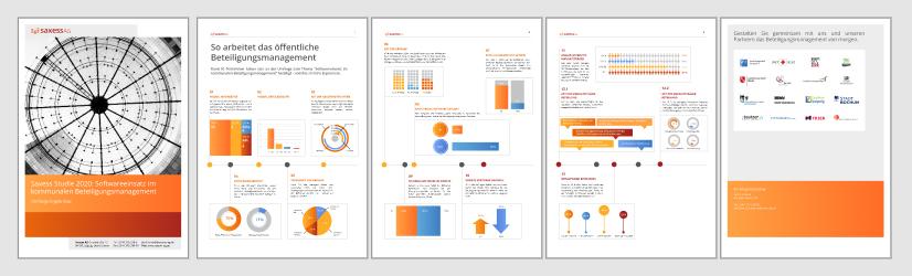 Saxess AG Studie 2020 - Übersicht